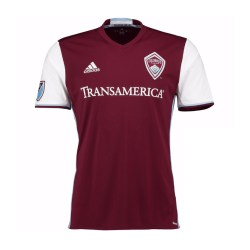 2017 Colorado Rapids Adidas Home Football Shirt