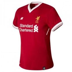 2017-2018 Liverpool Home Ladies Football Shirt