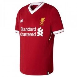 2017-2018 Liverpool Elite Home Football Shirt