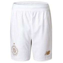 2017-2018 Celtic Home Shorts (White) - Kids