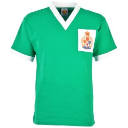 Great Britain 1955 Retro Football Shirt