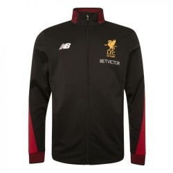 2017-2018 Liverpool Mens Presentation Jacket (Black)