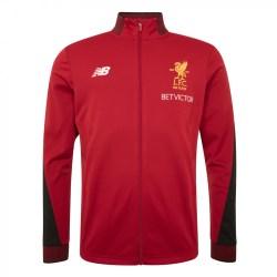 2017-2018 Liverpool Presentation Jacket (Red) - Kids