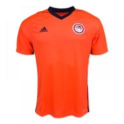 2017-2018 Olympiakos Adidas Away Football Shirt