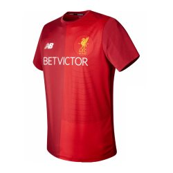 2017-2018 Liverpool Elite Pre-Match Training Shirt (Red)
