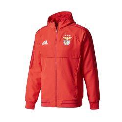 2017-2018 Benfica Adidas Presentation Jacket (Red)
