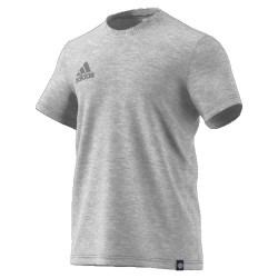 2017-2018 Man Utd Adidas Graphic Tee (Grey)