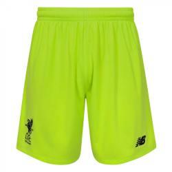 2017-2018 Liverpool Third Goalkeeper Shorts (Green)