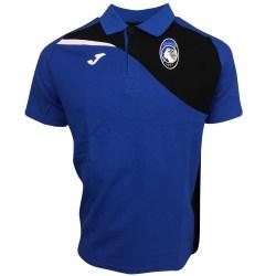 2017-2018 Atalanta Joma Polo Shirt (Blue)