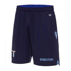2017-2018 Lazio Macron Third Shorts (Navy)