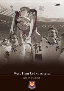 West ham v Arsenal 1980 FA Cup Final