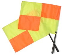Official Linesman Flag Set