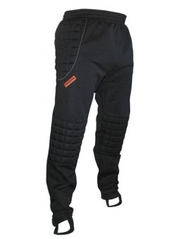 Full Length Pro Goalkeepers Padded Trousers