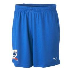 2012-13 Airdrie United Puma Away Shorts (Blue)