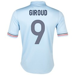 2013-14 France Away Shirt   (Giroud 9)