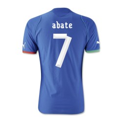 2013-14 Italy Home Shirt (Abate 7)