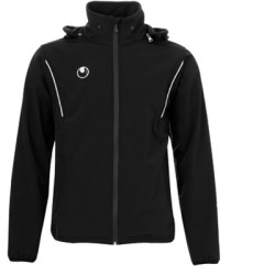 Uhlsport Softshell Jacket (black)