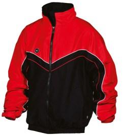 Prostar Luna Tracksuit Jacket (red-black)