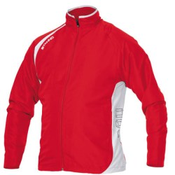 Stanno Toronto Taslan Full Zip Top (red)