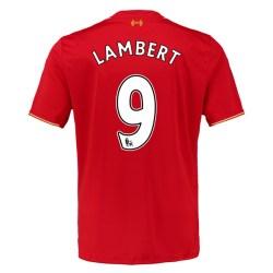 2015-16 Liverpool Home Shirt (Lambert 9) - Kids