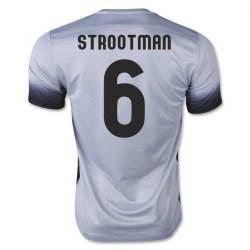 2015-16 Roma 3rd Shirt (Strootman 6) - Kids