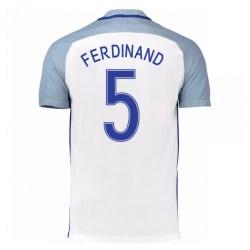 2016-17 England Home Shirt (Ferdinand 5) - Kids