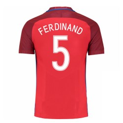 2016-17 England Away Shirt (Ferdinand 5)
