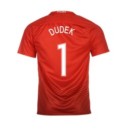 2016-17 Poland Away Shirt (Dudek 1)