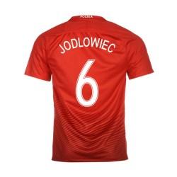 2016-17 Poland Away Shirt (Jodlowiec 6)