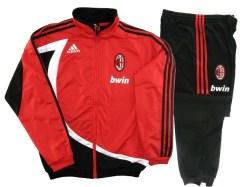 08-09 AC Milan Presentation Suit -- Kids
