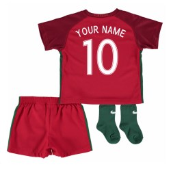 16-17 Portugal Home Baby Kit (Your Name)