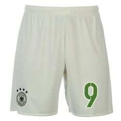 2016-17 Germany Away Shorts (9) - Kids