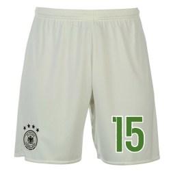 2016-17 Germany Away Shorts (15) - Kids