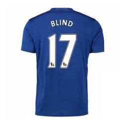 2016-17 Manchester United Away Shirt (Blind 17) - Kids