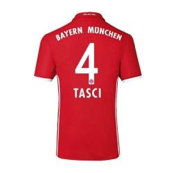 2016-17 Bayern Home Shirt (Tasci 4)
