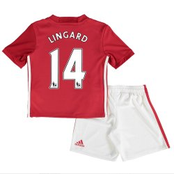 2016-17 Man United Home Baby Kit (Lingard 14)
