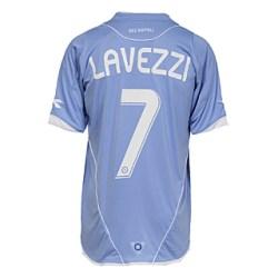 08-09 Napoli home (Lavezzi 7)
