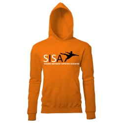 SISA Blackpool Supporters Hoody (Tangerine) - Kids