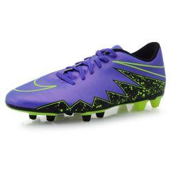 Nike Hypervenom Phade FG Football Boots (Purple-Volt)
