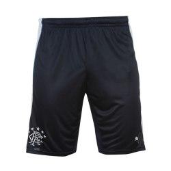 2016-2017 Rangers Third Football Shorts (Peacot)