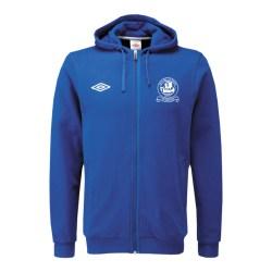 2012-13 Sea Mills FC Hooded Fleece (Blue)