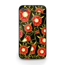 Albion Rovers iPhone 4 Logo Cover (Black)