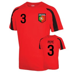 Portugal Sports Training Jersey (pepe 3) - Kids