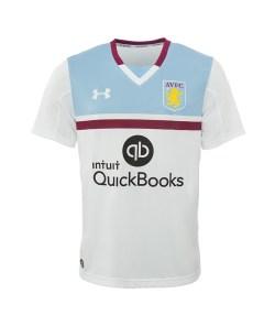 2016-2017 Aston Villa Away Football Shirt