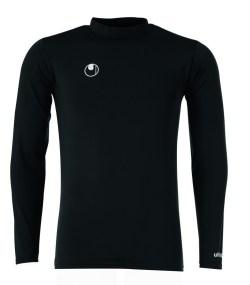 Uhlsport Long Sleeve Baselayer Shirt (black)