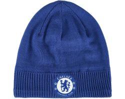 2016-2017 Chelsea Adidas Beanie Hat (Blue)
