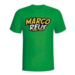 Marco Reus Comic Book T-shirt (green)