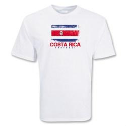 Costa Rica Ss Football T-shirt