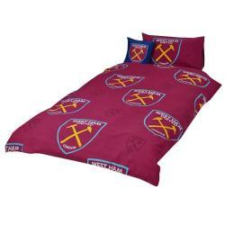 West Ham United F.C. Duvet Set
