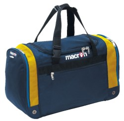Macron Trio Players Bag (navy-yellow) - Large